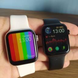 Smartwatch W46 , Tela Infinita , 44MM , Pronta Entrega!