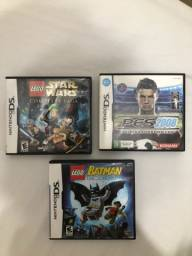 Jogos PSP e DS