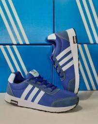 Tênis Adidas top. promoção