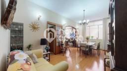 Apartamento à venda com 3 dormitórios em Flamengo, Rio de janeiro cod:CP3AP52807