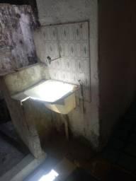 ALUGO Casa 1/4, sala, cozinha, banheiro,  área de servico