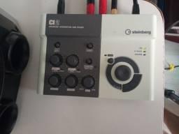 Título do anúncio: Interface Steinberg Yamaha CI 2
