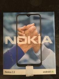 Nokia 2.3 (Aparelho novo com Garantia)