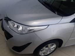 Título do anúncio: Toyota Yares Xl 1.3 Cvt 2019  Aguinaldo *
