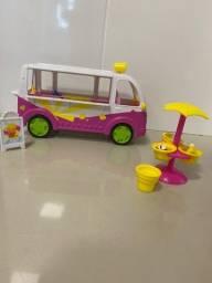 Caminhão de sorvetes Shopkins