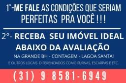 Título do anúncio: Casas já em Contrução no preço de planta Pampulha Cabral e Região