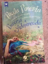 Livro Princesa adormecida(da Paula Pimenta)