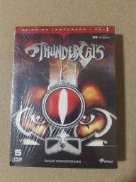 Box Thundercats 1° Temp. (Discos)
