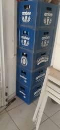 Caixa de cerveja completo