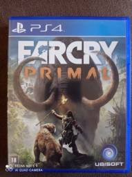 Título do anúncio: Jogo PS4 FARCRY PRIMAL