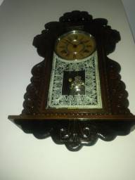 Relógio de Parede Ansonia capelinha clock co new york ( apenas para colecionadores)