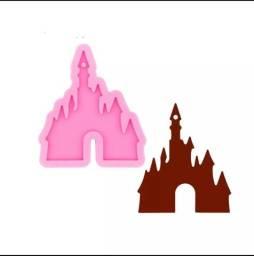 Título do anúncio: Molde de silicone castelo - resina epóxi