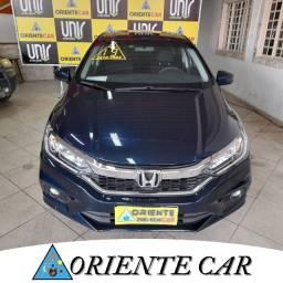 Título do anúncio: Honda City 1.5 EX Flex 4P AUT 2019  Entrada R$18.000 + Parcelas R$2.099,00