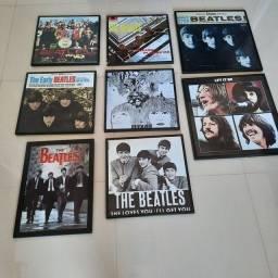 Título do anúncio: Vendo Quadros com capas de álbuns de The Beatles