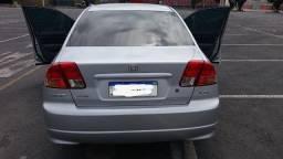 Honda Civic 2005 LXL automático 1.7 130cv V-tec
