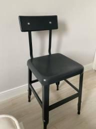 cadeira de ferro ajustável da loja TokStok