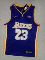 Camisa  Los Angeles Lakers Lebron James NBA