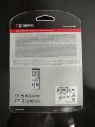 SSD Kingston 480GB / A400 / Novo