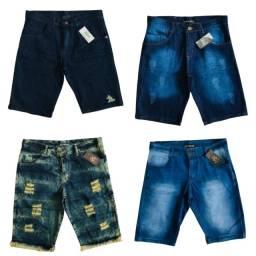 Título do anúncio: bermuda jeans em atacado
