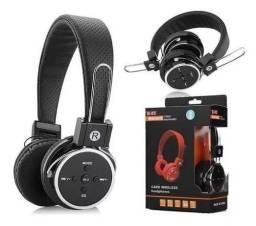 Fone de Ouvido Headphone Sem Fio Bluetooth (Promoção)