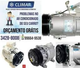 Compressor,condensador,evaporador,rolamento,válvula,magnético,ar para auto