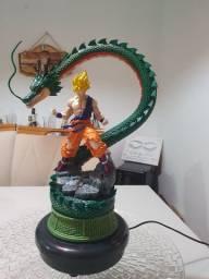 Action Figura Dragon Ball - Goku e Sheilong