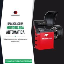 Novo | Balanceadora Motorizada Automática Machine-Pro