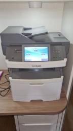 Impressora Multifuncional Lexmark x464