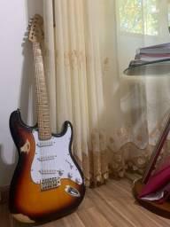 Título do anúncio: Guitarra Fender Strato China