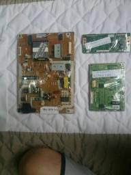 Todas as Placas  da tv panasonic tc-l42e5bg