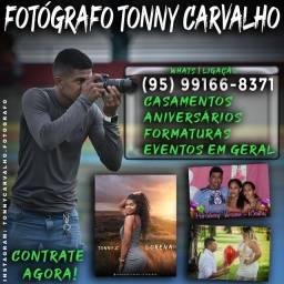 Título do anúncio: Fotógrafo Profissional Disponível