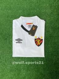 Título do anúncio: Camisa do Sport 2021/2022 promoção HOJE aqui na Wolf