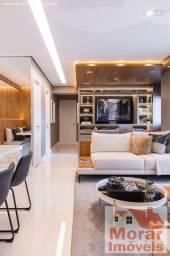 Título do anúncio: Apartamento para Venda em Lins, Residencial Bellagio, 3 dormitórios, 3 vagas