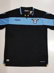 Camisa Lazio Third Macron 18/19 - Tamanho: G