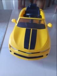 Camaro amarelo - elétrico