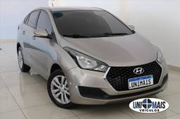 Título do anúncio: Hyundai Hb20 1.6 2019 Comfortplus sedan na cor cinza! unico dono!