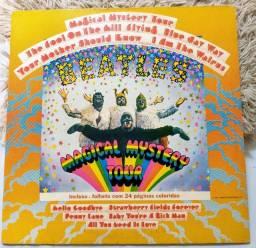 LPS The Beatles novos