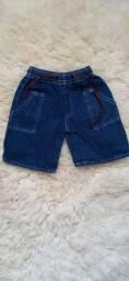 Título do anúncio: Barmudinha jeans infantil