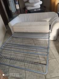Sofá cama de ferro