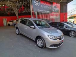 Título do anúncio: Renault Sandero 1.6 8v completo 2016