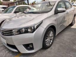 Título do anúncio: Toyota Corolla xei 2016 (blindado afonte)