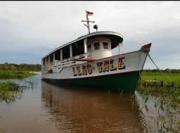 Vendo este barco completo