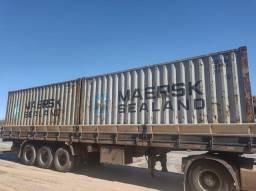 Container Contêiner Marítimos