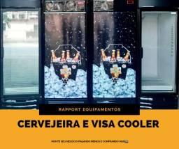 Cervejeira e Visa Cooler - Joao