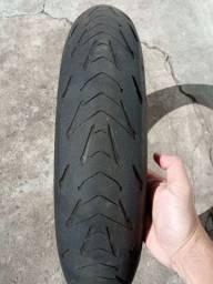 Pneu dianteiro roda 5 Michelin