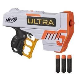 Lançador De Dardos Nerf - Ultra Five Hasbro (Arma de Brinquedo) Novo