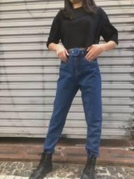 Título do anúncio: Calça Mom Jeans