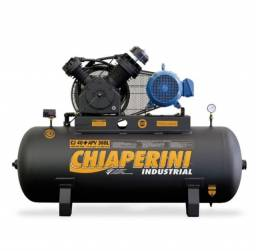 Título do anúncio: Compressor Chiaperini Industrial 360lts