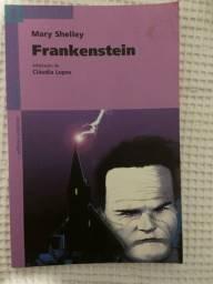 Livro Frankstein
