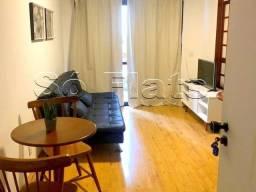 Título do anúncio: Residencie para locação em Moema, muito bem decorado e equipado! Sem fiador.